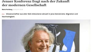Bericht der OSTTHÜRINGER Zeitung